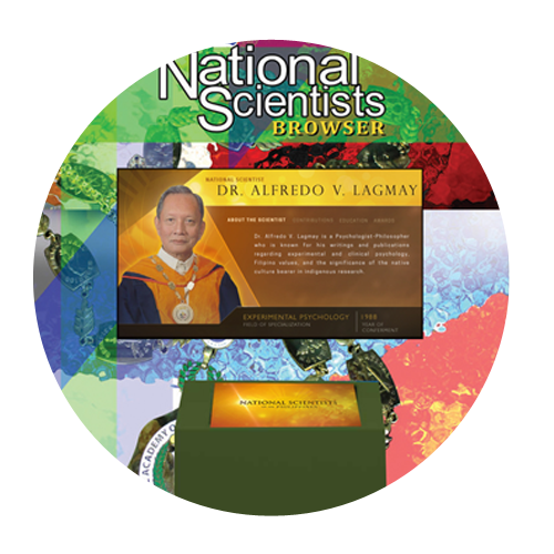 National Scientist Browser